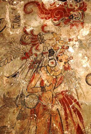 San Bartolo mural