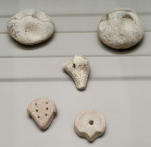 Clay_accounting_tokens_Susa_Louvre_n1