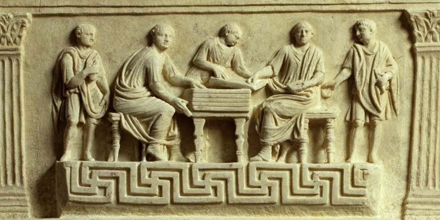 altar of scribes